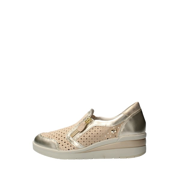 VALLEVERDE Without laces Beige