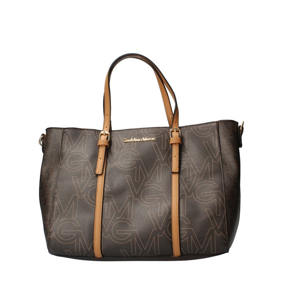 GIANMARCO VENTURI Bucket Bags Brown