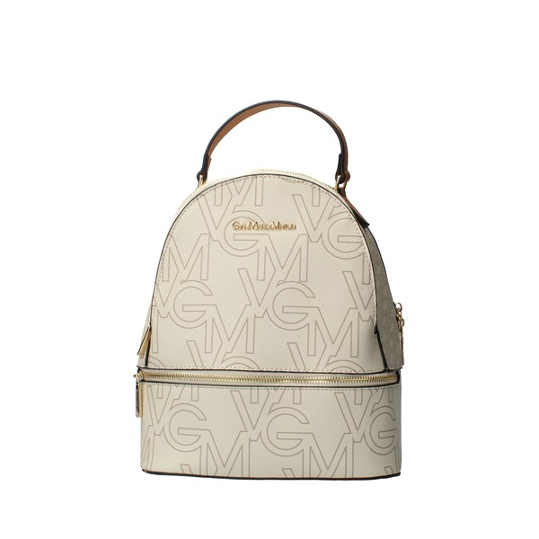 GIANMARCO VENTURI Backpacks White