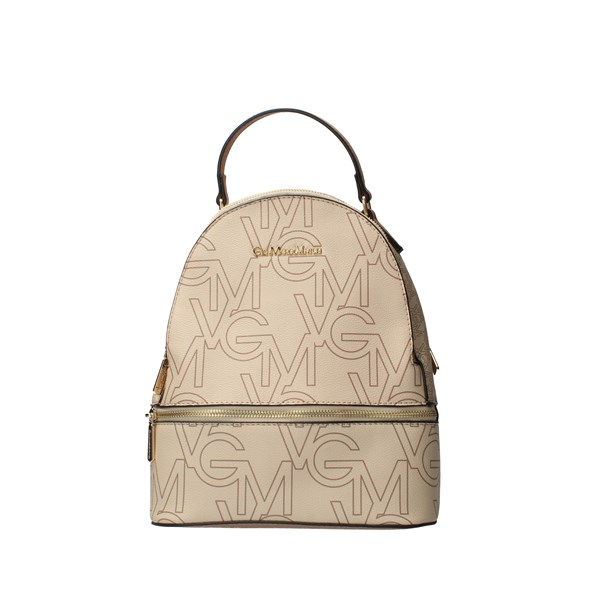 GIANMARCO VENTURI Backpacks Beige