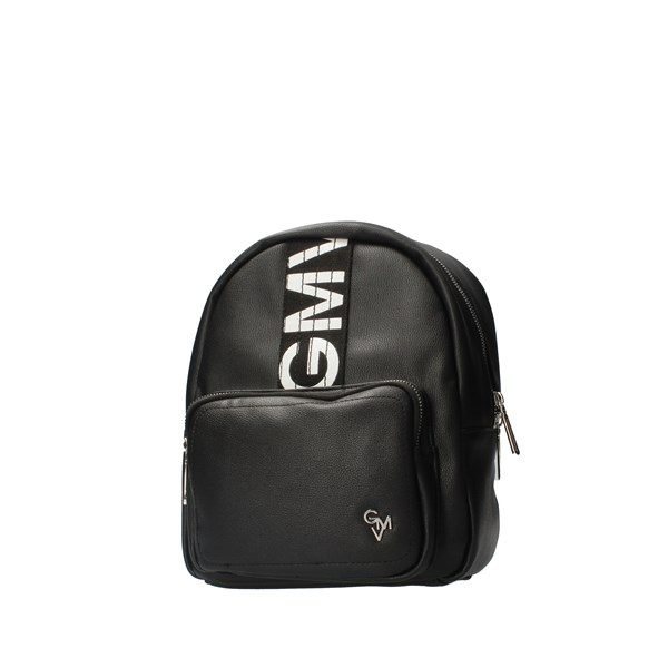GIANMARCO VENTURI Backpacks Black