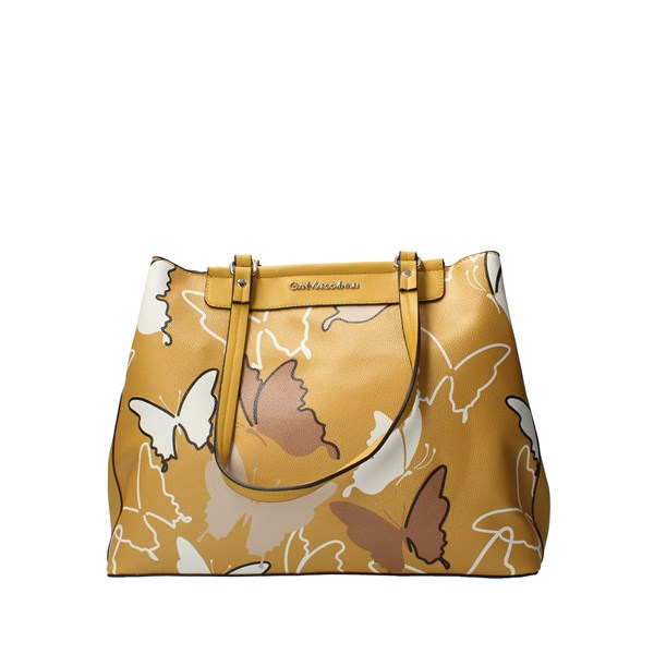 GIANMARCO VENTURI Shoulder Bags Yellow