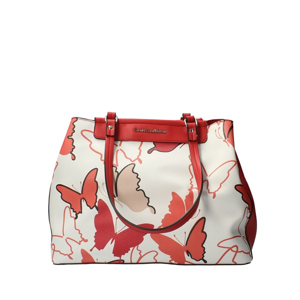 GIANMARCO VENTURI Shoulder Bags Red