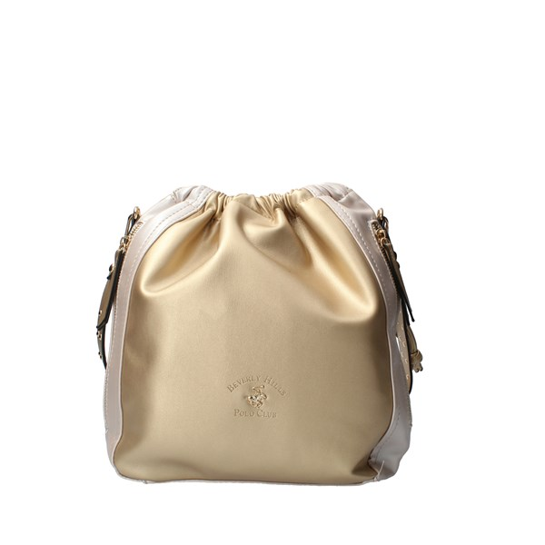 Beverly Hills Polo Club Backpacks Gold