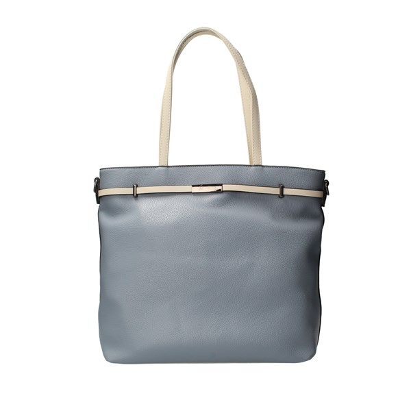 Beverly Hills Polo Club Shoulder Bags Light blue