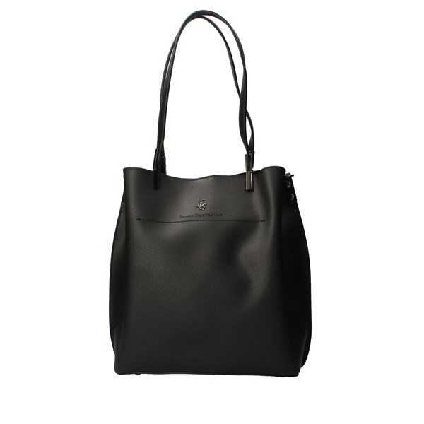 Beverly Hills Polo Club Shoulder Bags Black