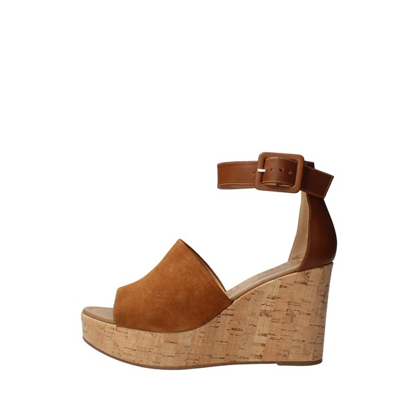 Nero Giardini With wedge Leather