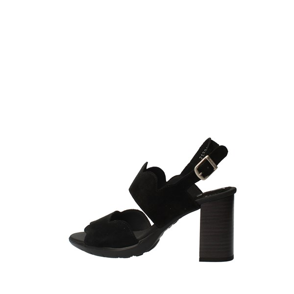 CallagHan With heel Black