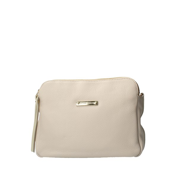 VALLEVERDE Shoulder straps & Messenger Beige