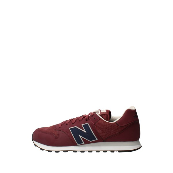 NEW BALANCE low bordeaux