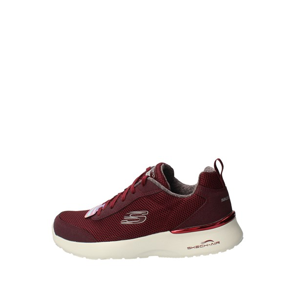 SKECHERS low bordeaux