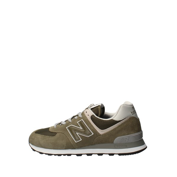 NEW BALANCE low Green