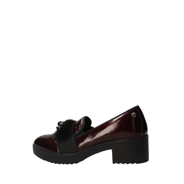 ENVAL Loafers bordeaux
