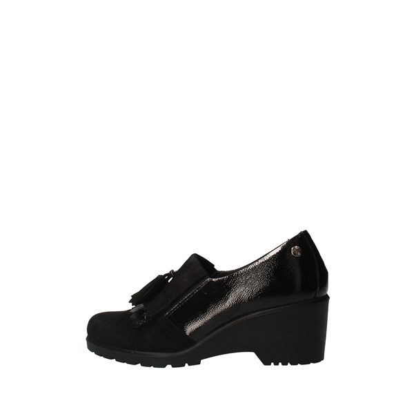 ENVAL Loafers Black