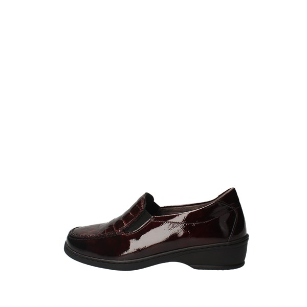 NOTTON Without laces bordeaux