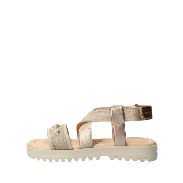 GEOX Sandals Gold