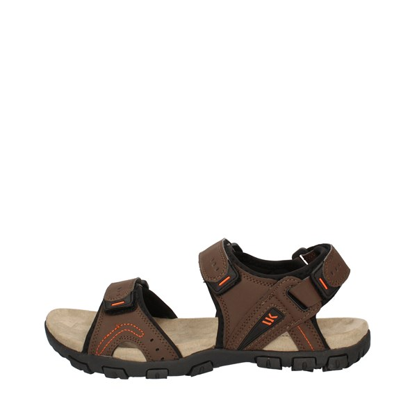 LUMBERJACK Sandals Brown