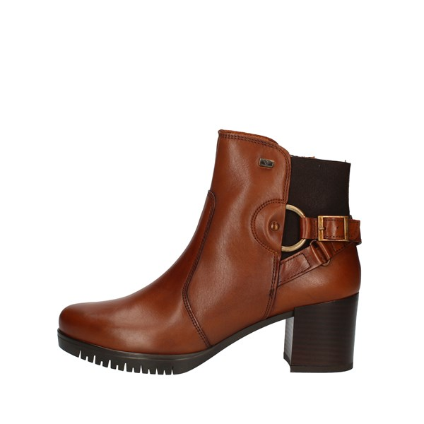VALLEVERDE boots Leather