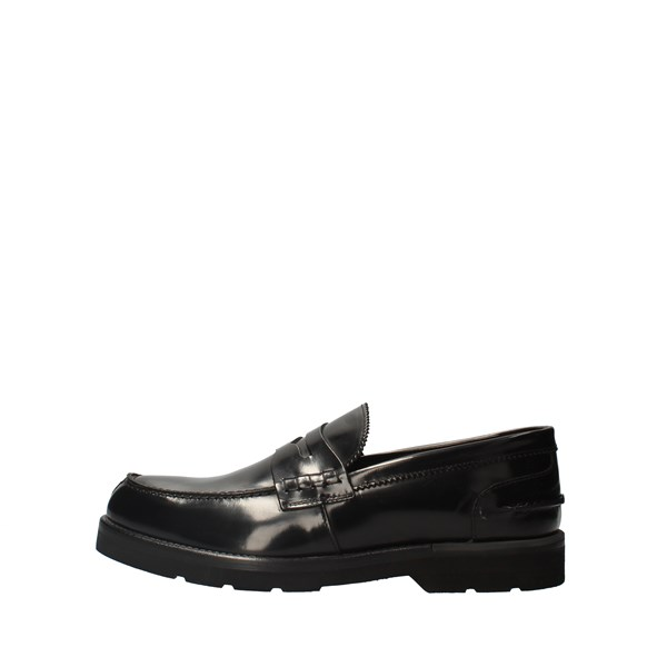 EXTON Slip on Black