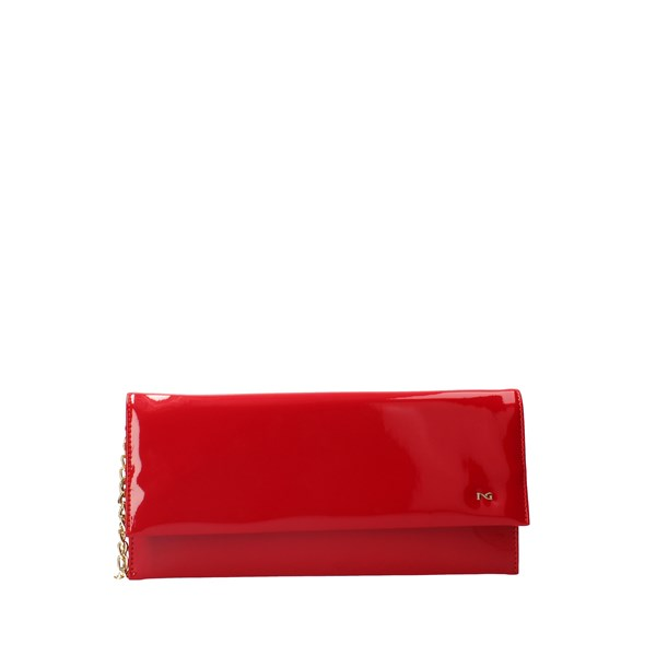 Nero Giardini Clutches Envelopes Red