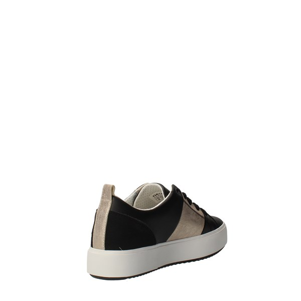 GEOX Shoes Women low Black D02DZA