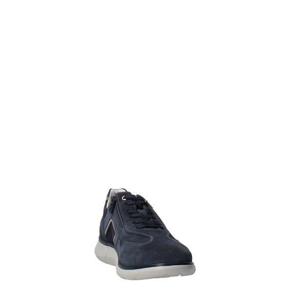 Nero Giardini Shoes Men low Blue E001473U