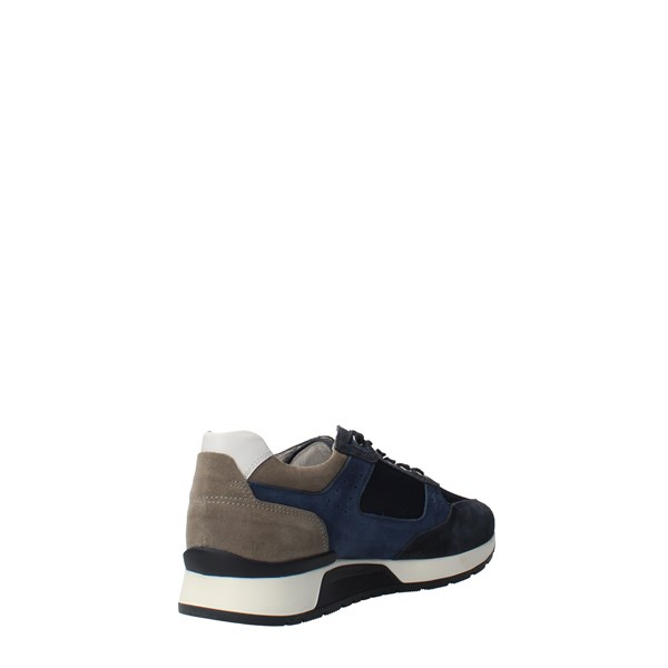 Nero Giardini Shoes Men low Blue E001482U