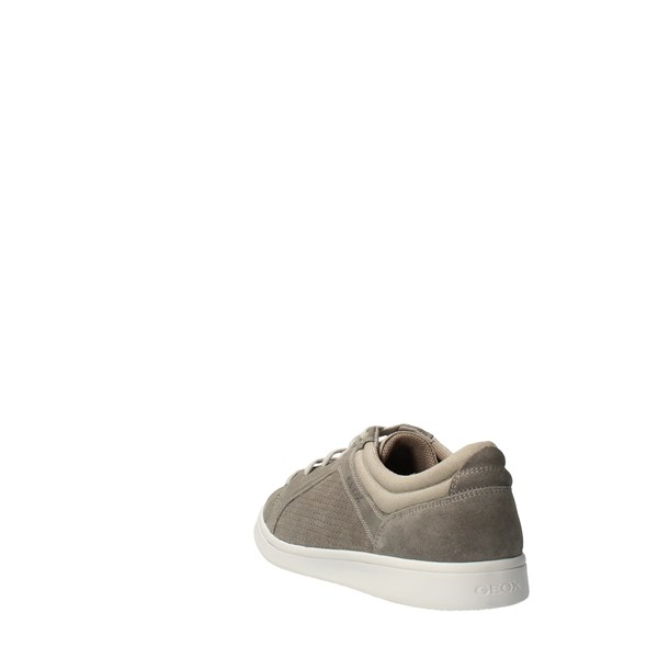 GEOX Shoes Men low Grey U020LC
