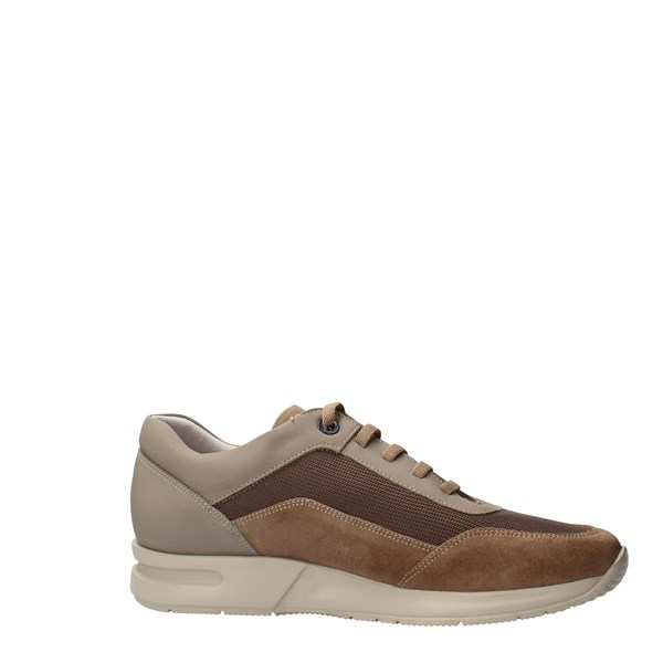 CallagHan Shoes Men low Beige 91311