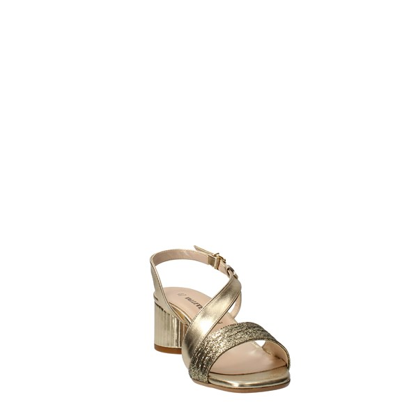 VALLEVERDE Shoes Women With heel Platinum 28241