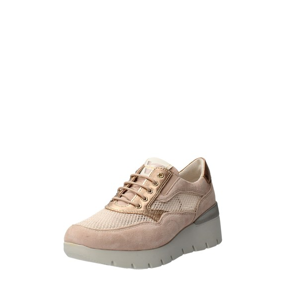 VALLEVERDE Shoes Women low Rose 18252