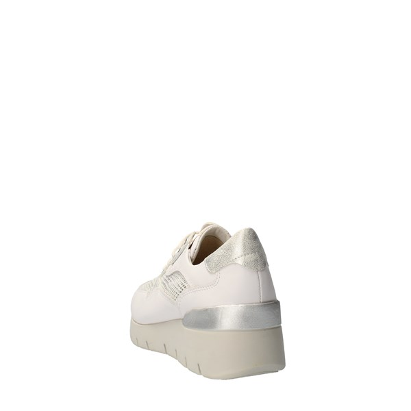 VALLEVERDE Shoes Women low White 18252