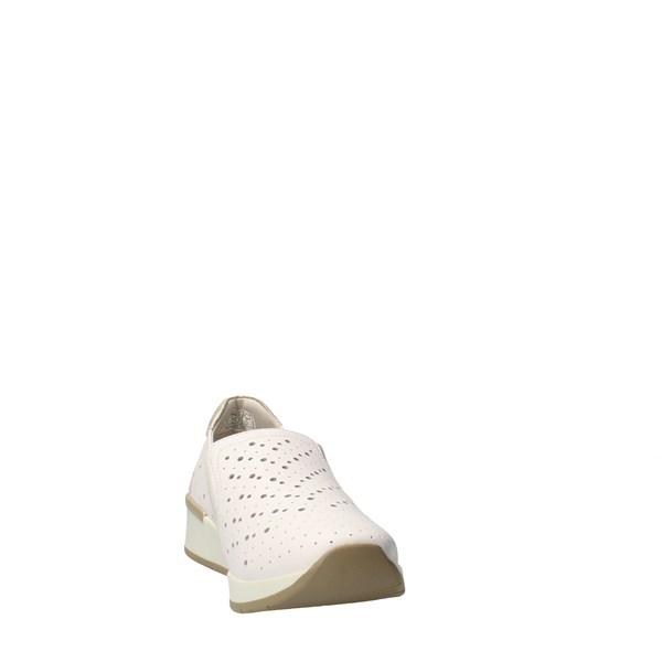 VALLEVERDE Shoes Women Without laces White V66384