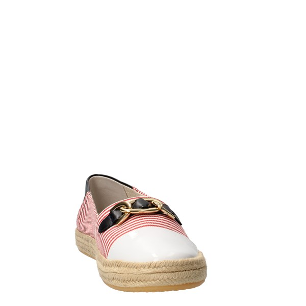 GEOX Shoes Women Espadrilles multicolored D8229E