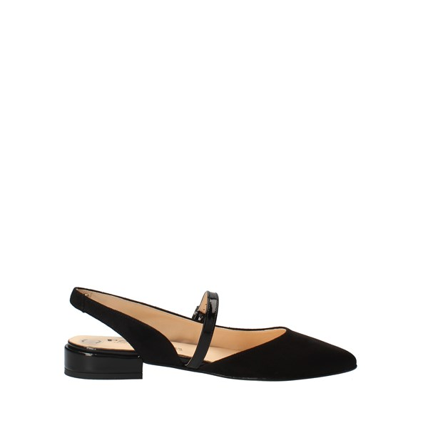 Portèr Shoes Women Dancers Black 6007