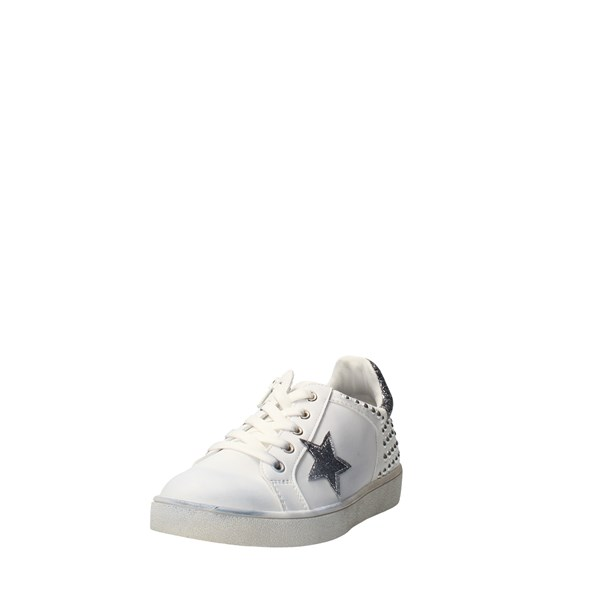 ENERGY Kids Shoes Girls low Silver 242R