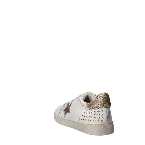 ENERGY Kids Shoes Girls low Gold 242R