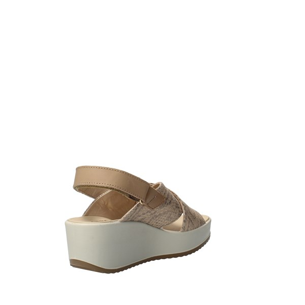IGI&CO Shoes Women With wedge Platinum 5178411