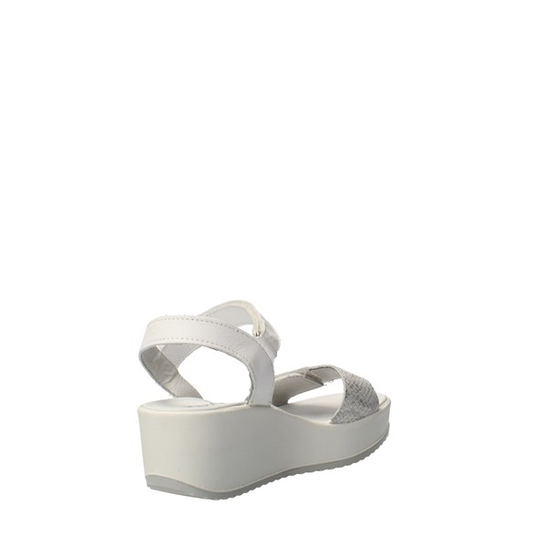 IGI&CO Shoes Women With wedge Silver 51781