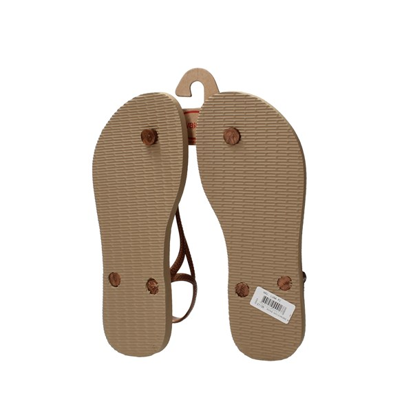HAVAIANAS Shoes Women Netherlands Gold 4129697