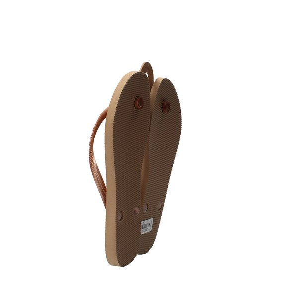 HAVAIANAS Shoes Women Netherlands Gold 4000030