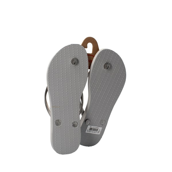 HAVAIANAS Shoes Women Netherlands Silver 4103352