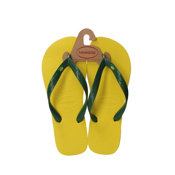 HAVAIANAS Shoes Unisex Netherlands Yellow 4000032