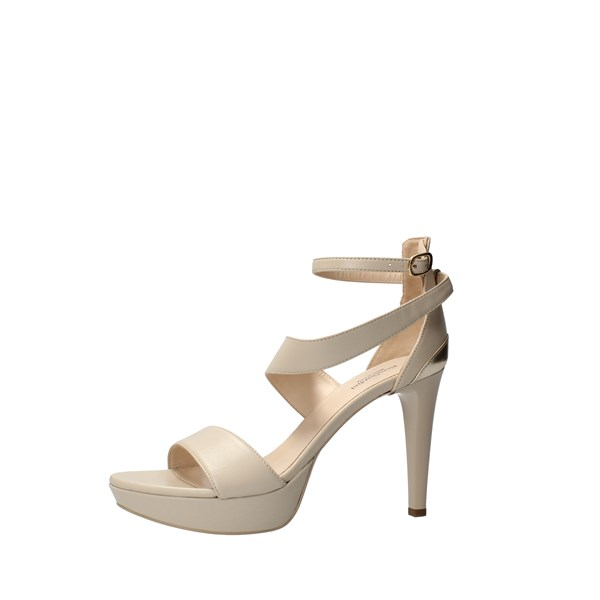 Nero Giardini Shoes Women With heel Beige E012820DE