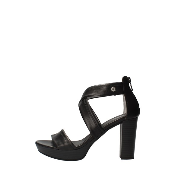 Nero Giardini Shoes Women With heel Black E012210D