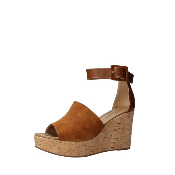 Nero Giardini Shoes Women With wedge Leather E012411D