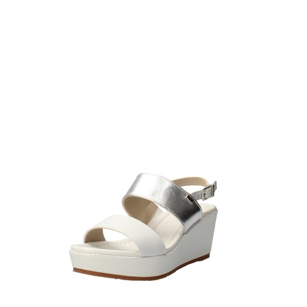 VALLEVERDE Shoes Women With wedge White 32212