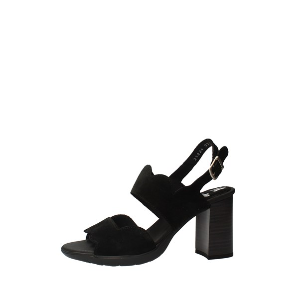 CallagHan Shoes Women With heel Black 21224