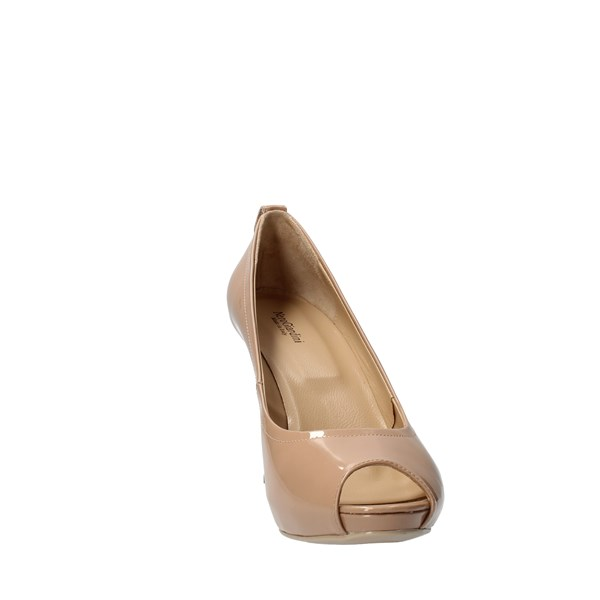 Nero Giardini Shoes Women Heels Beige P805416DE