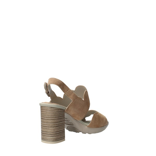 CallagHan Shoes Women With heel Beige 21224
